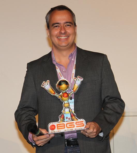 Skyrise Runner wins at BGS 2012′s Festival de Jogos