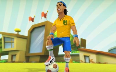 Soccer10 está vindo!