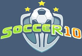 SocceR10 Logo
